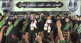 مهرجان - 38 - لدعم - تظاهرات - الشباب - العراقيين الثائرين